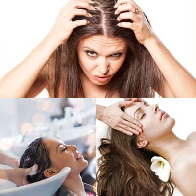 Как сделать детоксикацию волос?