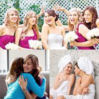 Что подарить лучшей подруге на свадьбу?